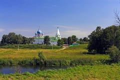 Vecchio kremlin in Russia Immagini Stock Libere da Diritti