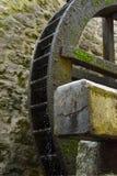 Vecchio laminatoio di acqua Fotografie Stock