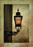 Vecchio lampione di modo Immagini Stock Libere da Diritti