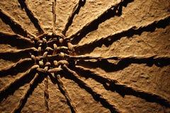 Vecchio lavoro handmade del Messico Fotografie Stock