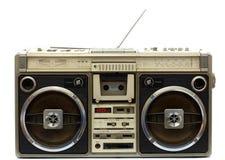 Vecchio legare-registratore immagine stock