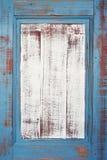 Vecchio legno della pittura Fotografia Stock Libera da Diritti