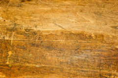 Vecchio legno di struttura Fotografia Stock