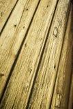 Vecchio legno e struttura dei bordi Immagine Stock