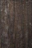 Vecchio legno nero di fondo di legno naturale fotografia stock libera da diritti