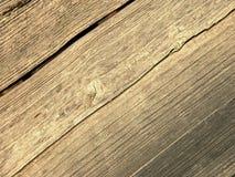 Vecchio legno, priorità bassa Fotografie Stock
