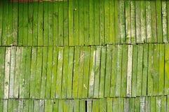 Vecchio legno strutturato Immagini Stock
