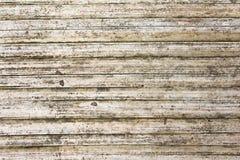 Vecchio legno verniciato Immagini Stock Libere da Diritti