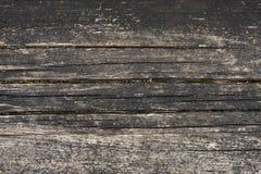 Vecchio legno verniciato Fotografia Stock Libera da Diritti