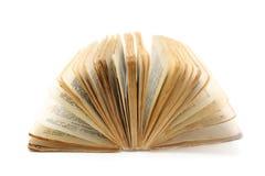 Vecchio libro Immagini Stock Libere da Diritti