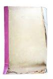 Vecchio libro 3 Fotografie Stock