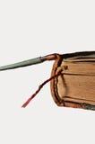 Vecchio libro. Immagine Stock Libera da Diritti