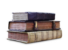 Vecchio-libro Fotografia Stock