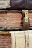 Vecchio-libro Immagini Stock