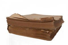 Vecchio, libro antico Immagine Stock