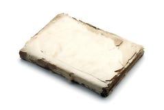 Vecchio libro in bianco Fotografia Stock Libera da Diritti
