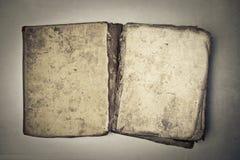 Vecchio libro d'annata Immagine Stock Libera da Diritti