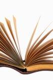 Vecchio libro isolato Immagine Stock Libera da Diritti