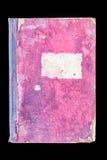 Vecchio libro isolato Fotografie Stock Libere da Diritti