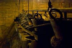 Vecchio liquore Immagini Stock