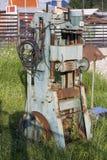Vecchio macchinario Immagine Stock