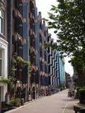 Vecchio magazzino olandese Immagine Stock Libera da Diritti