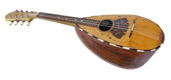 Vecchio mandolino Fotografie Stock