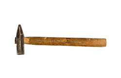 Vecchio martello Immagini Stock Libere da Diritti