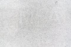 Vecchio materiale grigio del pavimento di terrazzo Immagine Stock