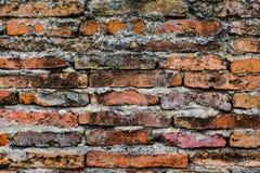 Vecchio mattone Fotografia Stock