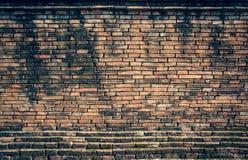 Vecchio mattone Fotografie Stock Libere da Diritti
