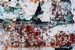 Vecchio mattone di struttura Fotografia Stock