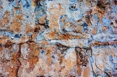Vecchio mattone di struttura Fotografie Stock