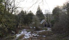Vecchio mausoleo Fotografia Stock