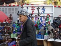 Vecchio Medina a Casablanca, Marocco Immagine Stock
