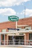 Vecchio mercato municipale Fotografia Stock Libera da Diritti
