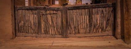 Vecchio Mesilla storico New Mexico Fotografia Stock