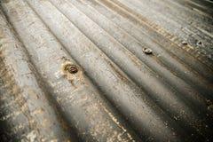 Vecchio metallo Fotografie Stock Libere da Diritti