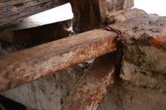 Vecchio metallo Immagini Stock Libere da Diritti