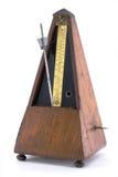 Vecchio metronomo Immagini Stock Libere da Diritti