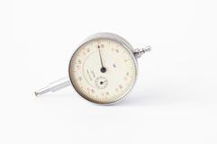 Vecchio micrometro dell'URSS Fotografia Stock