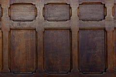 Vecchio modello di legno di struttura, fondo immagini stock