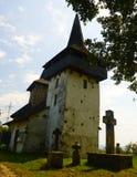 Vecchio monastero Fotografia Stock