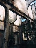 Vecchio monastero Immagine Stock Libera da Diritti