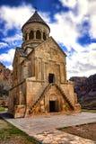 Vecchio monastero in Armenia Immagini Stock Libere da Diritti