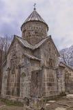 Vecchio monastero arminiano Fotografia Stock Libera da Diritti