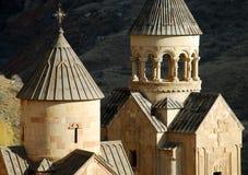Vecchio monastero medioevale Fotografia Stock Libera da Diritti