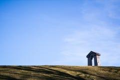 Vecchio monumento Fotografia Stock Libera da Diritti