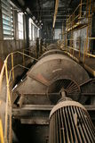 Vecchio motore Fotografia Stock