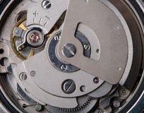 Vecchio movimento a orologeria Fotografia Stock